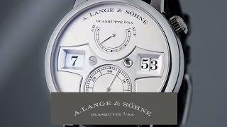 LANGE ZEITWERK – A. Lange & Söhne