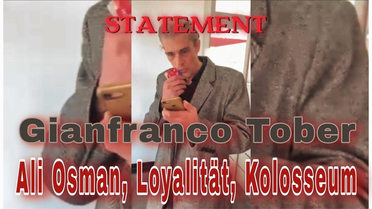 Download GIANFRANCO TOBER über ALI OSMAN/LOYALITÄT/KOLOSSEUM/MÉXICO@Ali Osman Schaltzentrale Mexicanstyle