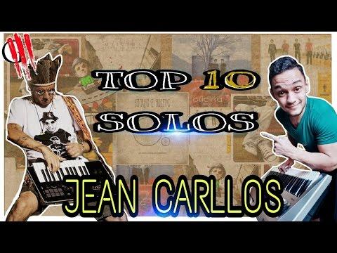 TOP 10 SOLOS  Jean Carllos (OFICINA G3) Solos Cover Gustavo Silva (meus Solos Preferidos)