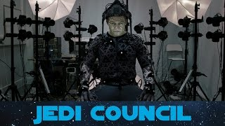 AMC Jedi Council Episode 12: Andy Serkis FORCE AWAKENS Character Revealed!
