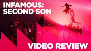 Infamous: Second Son Review for PlayStation 4