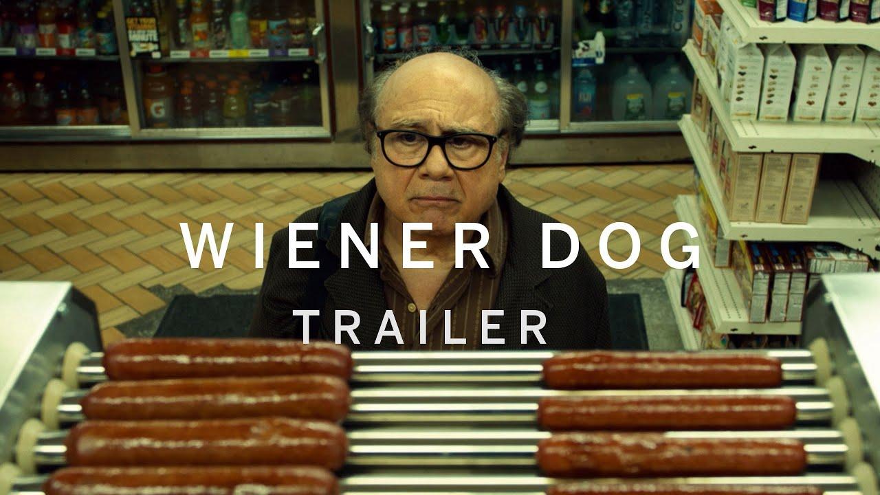 Wiener Dog Trailer