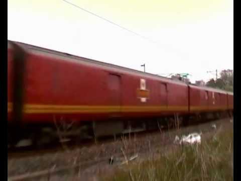royal mail train just north of preston-1/1
