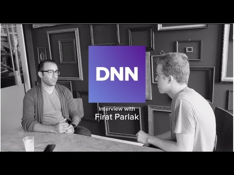 Starting a Design Firm - DNN Interview with Firat Parlak