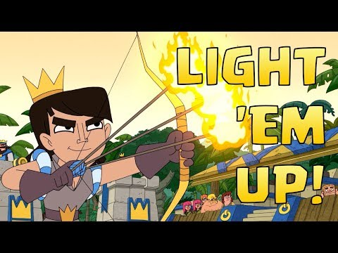 Clash-A-Rama: Archer Departure (Season Finale) Clash of Clans