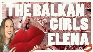EUROVISION REACTION TO ELENA - &#39THE BALKAN GIRLS&#39 (ROMANIA 2009)