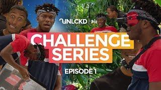 """Where's the Zebra Fam?!"" KSI VS. YARDE | UNLCKD Challenge Series | EPISODE 1"