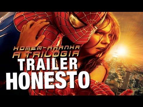 Trailer do filme Homem-Aranha