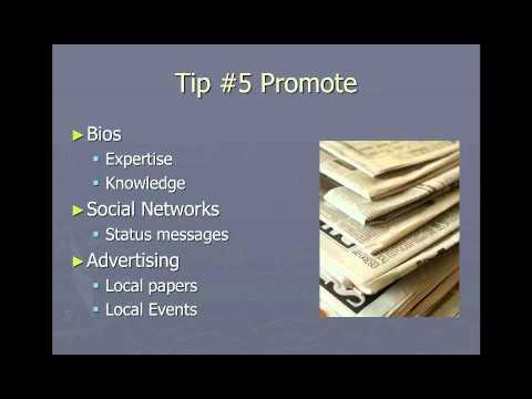 Social Media 101: Becoming an Expert