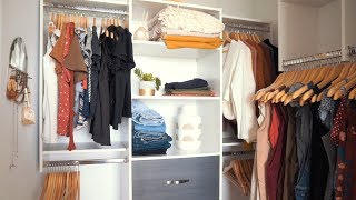 Organizing My Closet and Decluttering My Home