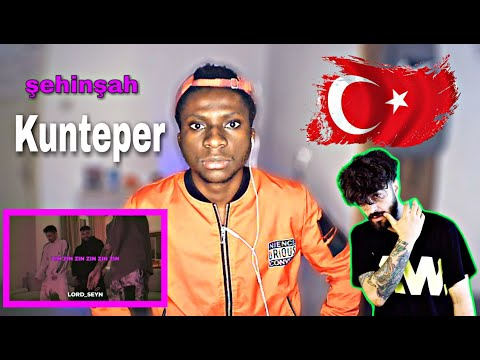 Şehinşah – Kunteper (Official Video)  REACTION (FR)