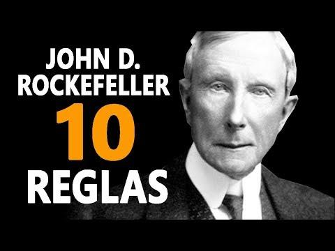 John D. Rockefeller Top 10 Reglas para el Éxito - Como Ser Millonario en 20 Minutos