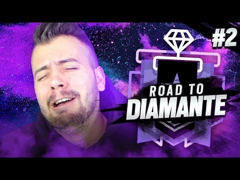 ROAD TO DIAMOND #2 - Una Partita All'ultimo Respiro - Rainbow Six Siege