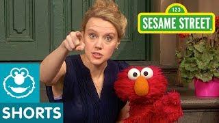 Sesame Street: Kate McKinnon's Joke | #ShareTheLaughter Challenge