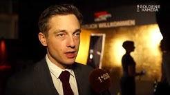 "GOLDENE KAMERA 2018: Preisträger Volker Bruch über ""Babylon Berlin"""