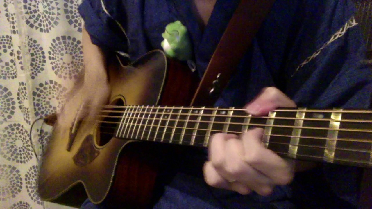 Rewrite asian kung fu generation acoustic research