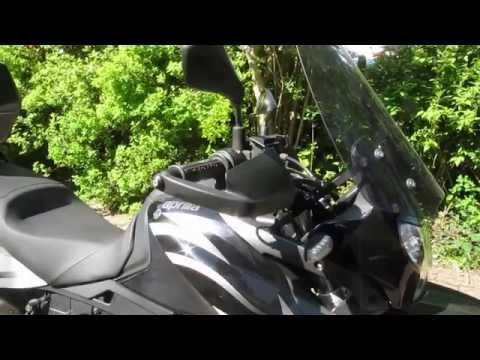 aprillia pegaso 650 trail review