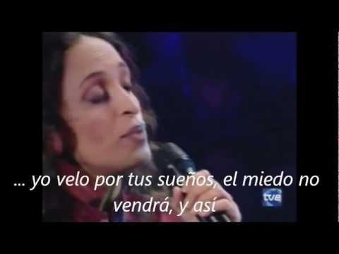 LA VIDA ES BELLA - NOA Y MIGUEL BOSE - SUBTITULADO ESPAÑOL.