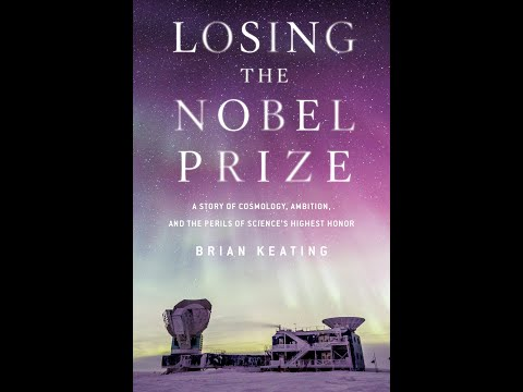 Losing the Nobel Prize Book Trailer: Cosmic Confidential (Subtitled)