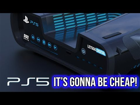Canadian Retailer Leaks The Price Of The PlayStation 5, And It's Cheap!