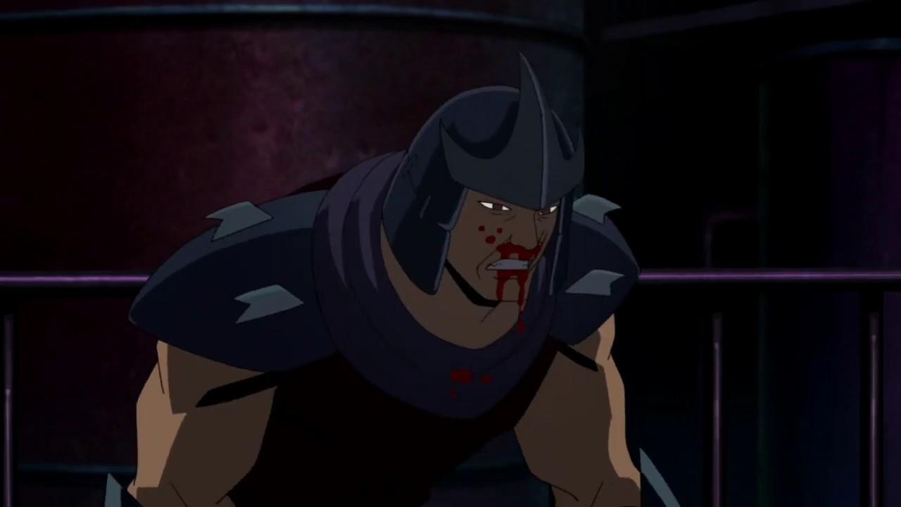 Download Batman vs Shredder part 2