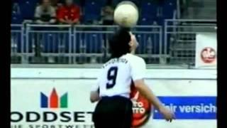 014. Soccer-Show-Kristi-Hristo  Petkov-Germany   Years 2005