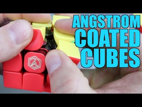 Angstrom COATED Cubes Review | thecubicle.us