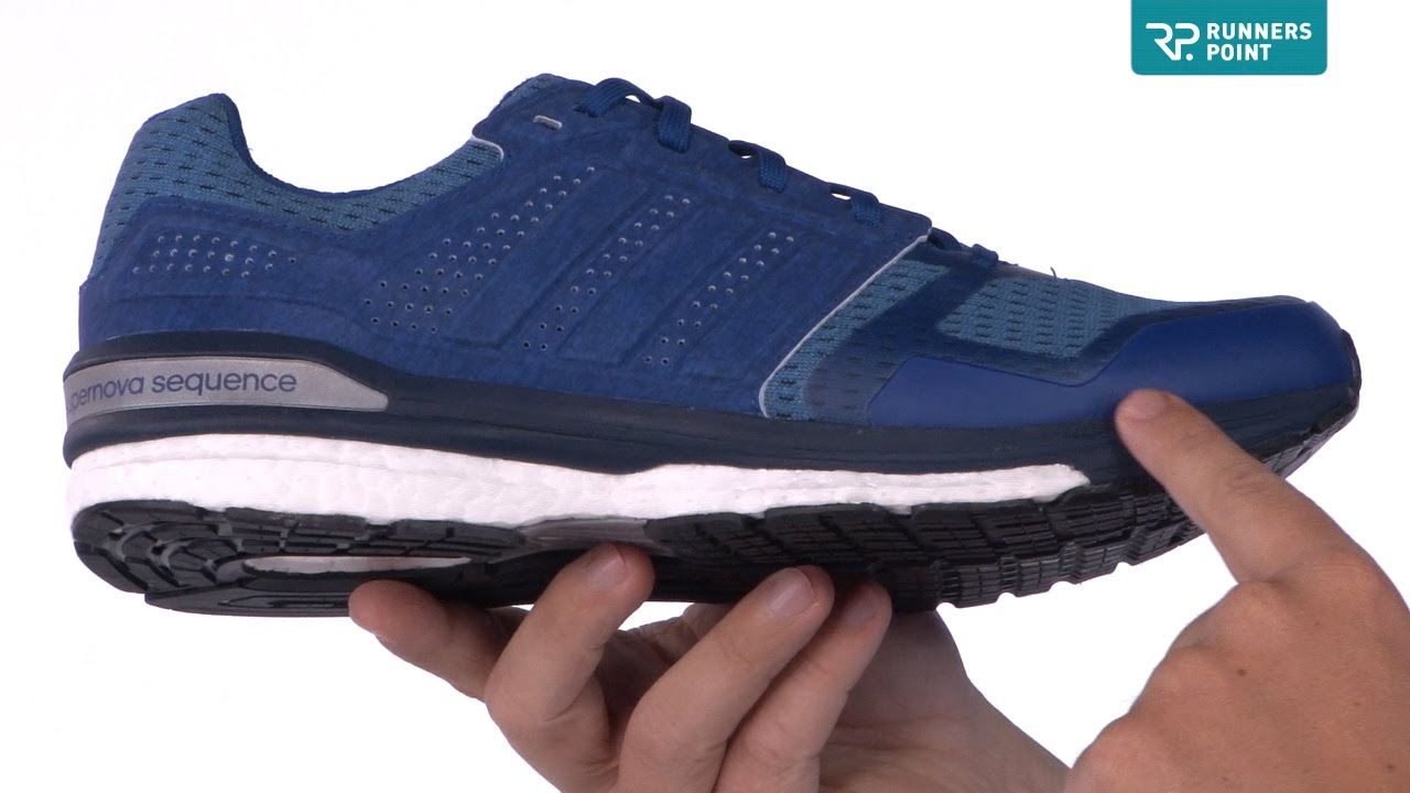 10294270c92 adidasSUPERNOVA SEQUENCE BOOST 8 - YouTube