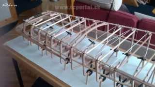 Riva Aquarama Special RC model (CZ) - stavba -  Karolko