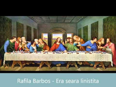 Rafila Barbos - Era seara linistita