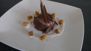 Parfait De Chocolate,aprende Hacerlo Con Entre Dulces Y Varillas.