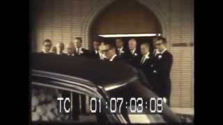 Nelson Eddy Funeral - March 9, 1967 (Exclusive)