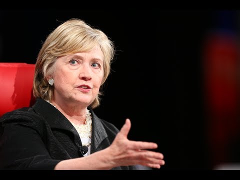 Full interview: Hillary Clinton, former U.S. Secretary of State | Code 2017