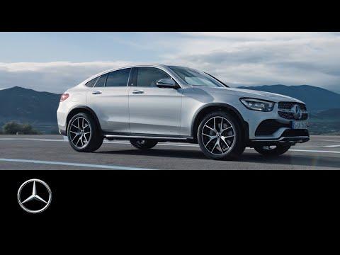 Mercedes-Benz GLC Coupé (2019): The Design