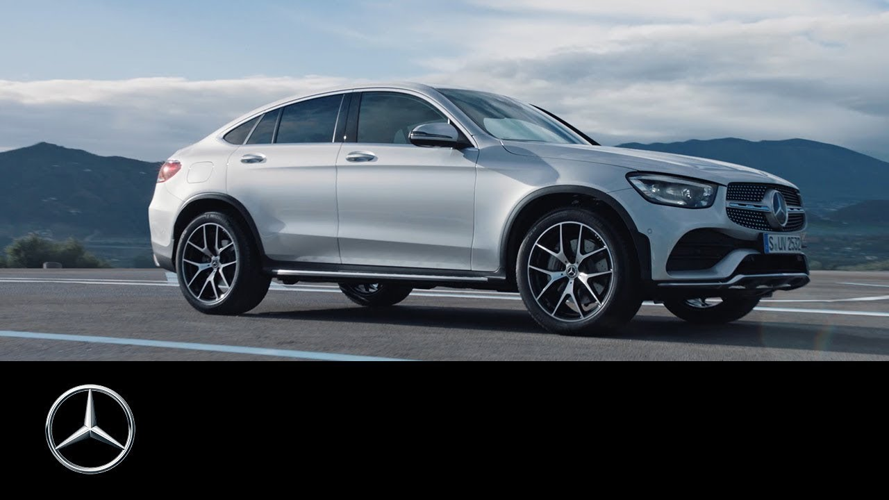 Mercedes Benz Glc Coupe 2019 The Design