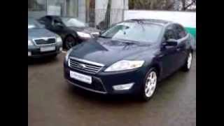 Ford Mondeo 2009 МКПП(, 2012-11-30T06:31:20.000Z)
