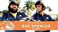 Bud Spencer és Terence Hill sorozat : Bűnvadászok