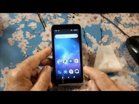 Смартфон ZTE Blade L8 с Андроид 9 - первое знакомство