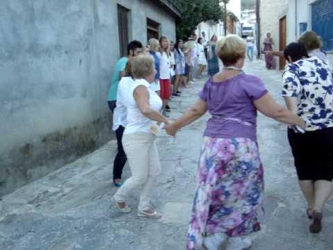 Кипр.г.Пафос.Золотая конференция.Для тех кто хочет научиться танцевать сертаки.