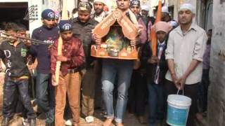 Guru Ravidass Ji Birthday 2012 Jamalpur PART 2