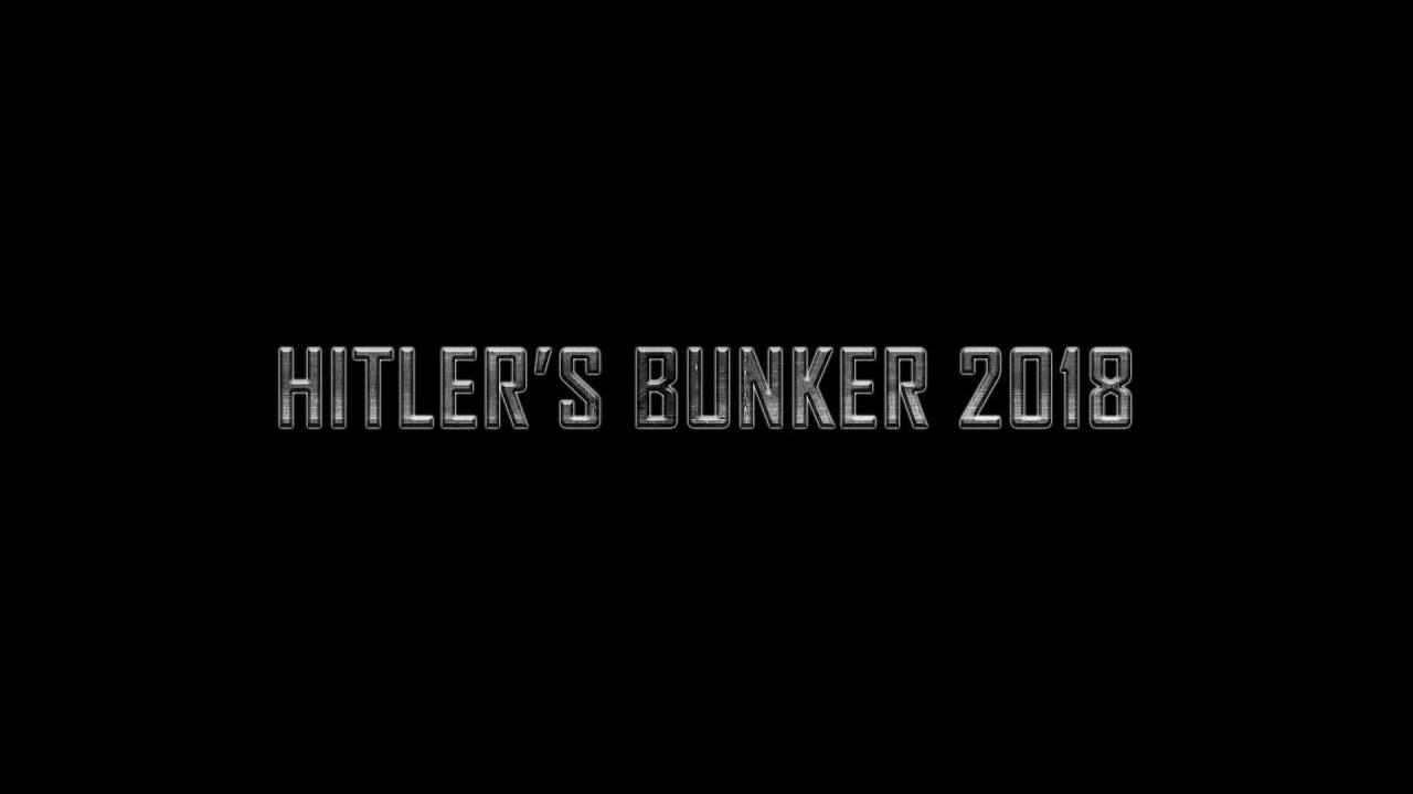 Hitler's bunker 2018