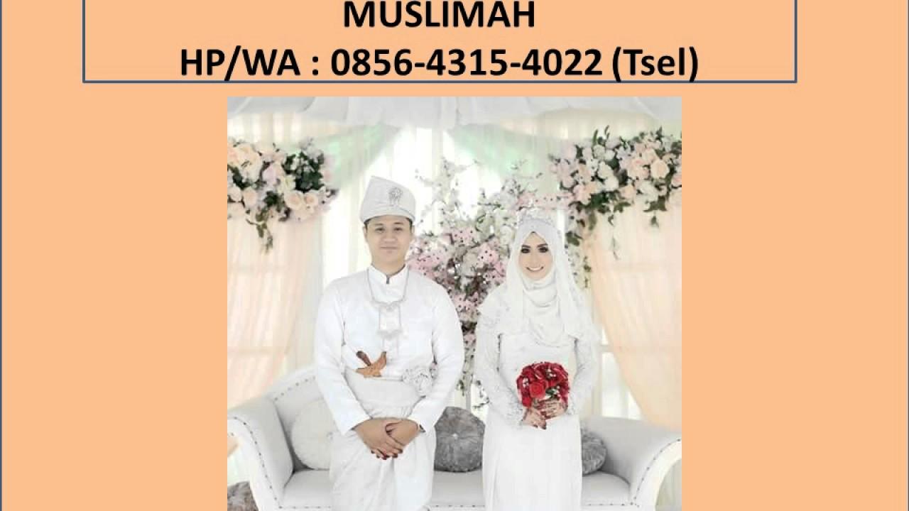 sewa gaun pengantin muslim surabaya - YouTube
