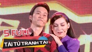 Hoài Linh - Phi Nhung song ca tình tứ trên sân khấu Tài Tử Tranh Tài
