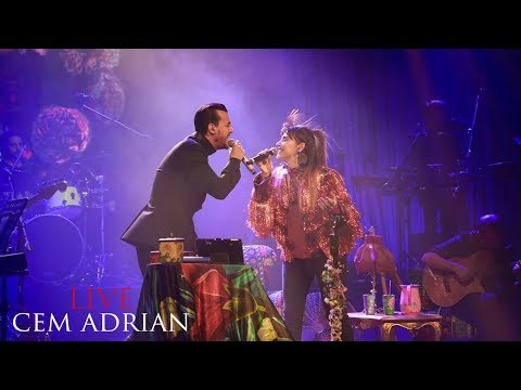 Cem Adrian & Ceylan Ertem - Düş Bahçeleri (Live)