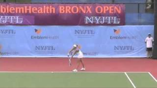 Sophie Ferguson vs. Anastasjia Sevastova - Emblem Health bronx tennis