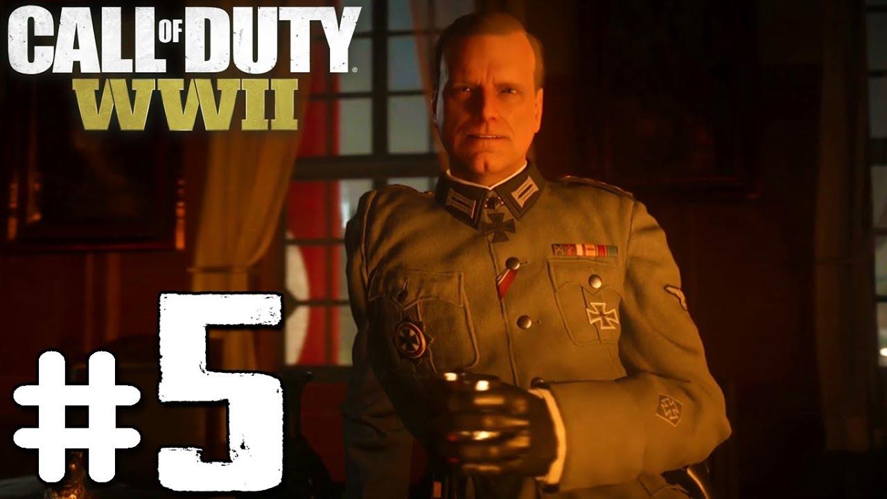 Call of Duty WW2 : ปฏิบัติการปลดปล่อยฝรั่งเศส Part-5 [Ringingz] (ไทย)