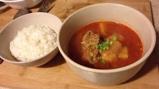 How To Make Kamjatang/gamjatang 감자탕 (korean Pork Bone Soup)