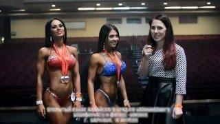 Интервью: Амбросова Ирина, Голота Дарья (фитнес-бикини).