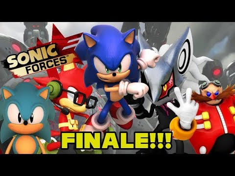 The Power of Friendship! - Sonic Forces 100% (Finale!!!)