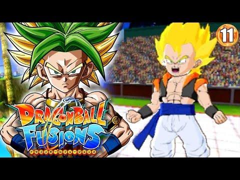 THE UNIVERSAL WORLD TOURNAMENT HAS BEGUN!!! | Dragon Ball Fusions Walkthrough Part 11